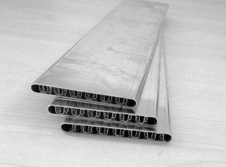 Welded Tubes With Inserted Turbulators