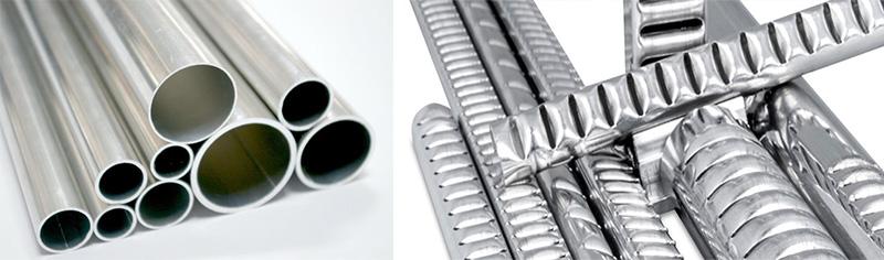 Round/D-type Aluminium Welded Tubes for Condenser Collectors