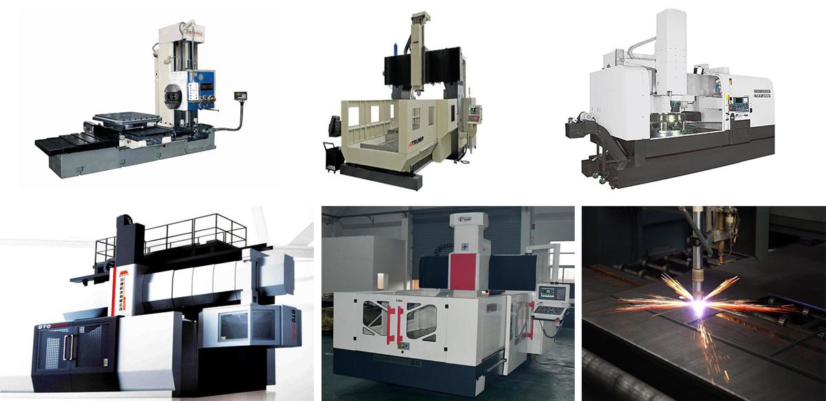 Aluminium Machining Machine