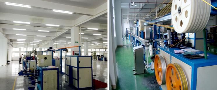 Aluminium Fiber Factory