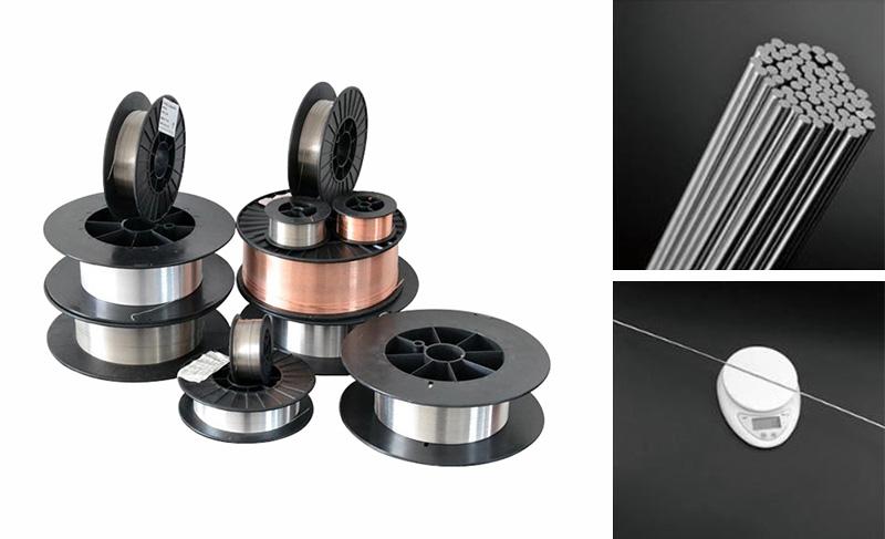 Flux Cored Aluminium Brazing Welding Wire/Rods