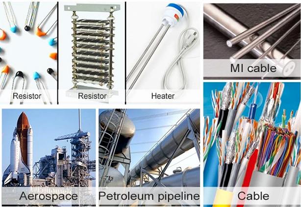 Application of Aluminium Brazing Welding Wire