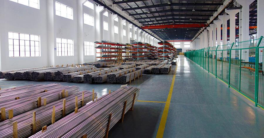 Aluminium Condenser Header Pipe Factory