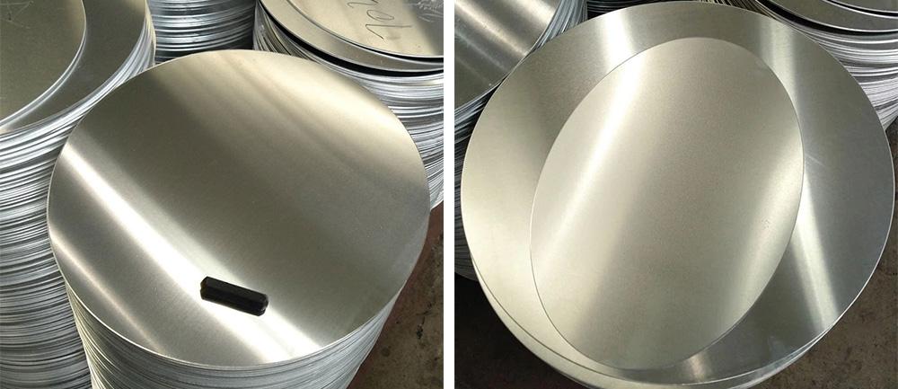 Aluminium Circle Disc