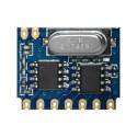 Superheterodyne ASK Multi-function Decoding Receiver Module SRX885