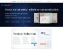 NiceRF New official website is online