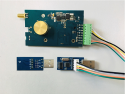 How does the LoRa module be properly wired to the adapter board
