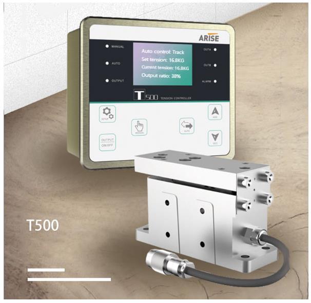 T500 web tenison controller