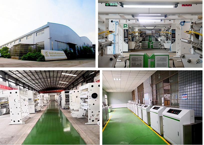Sinstar solvetless laminator production line