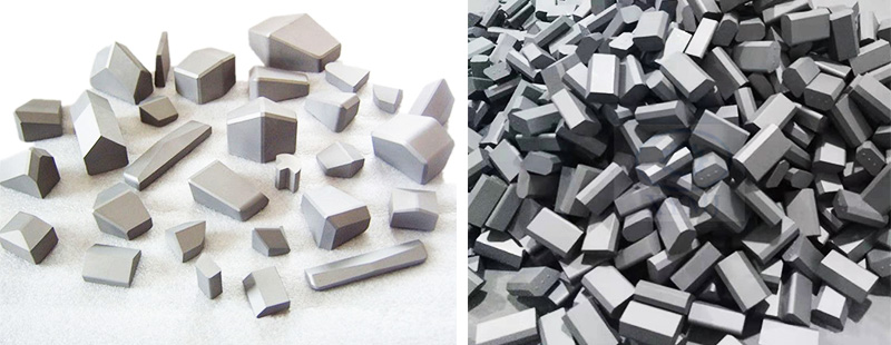 tungsten carbide mining tips