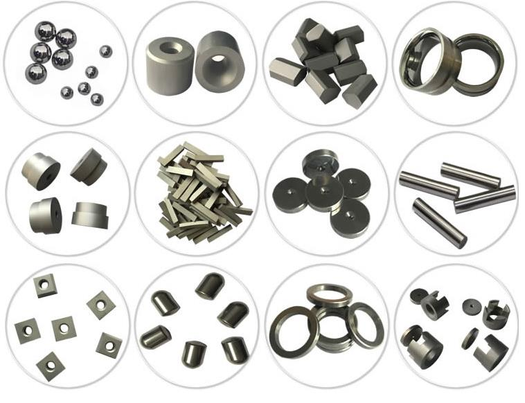 cemented wear parts