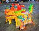 Kiddie Dinosaur Ride(ER-029)