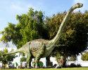 Detailed introduction of animatronics dinosaurs model.
