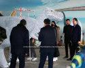 Gansu clients visited us