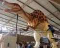 15 Meters Spinosaurus model production