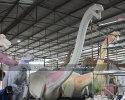 Brachiosaurus models production