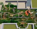 Zoo park design