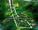 Dinosaurs forest park design