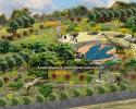 Jurassic theme dinosaur park design