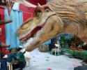 Stage Walking Dinosaur Video