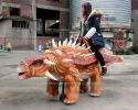 Ankylosaurus Walking Ride(WDR-925)