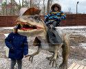 Dilophosaurus Ride(ADR-824)