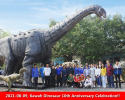Kawah Dinosaur 10th Anniversary Celebration!!
