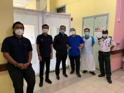 JUDcare Portable Ward sRoom helps Malaysia fight against the COVID-19 pandemic