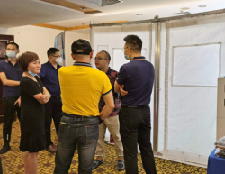 Judcare Portable Ward sRoom appeared in the second South China Hospital Infection, Anti-infection and Covid-19 Prevention&Control Multidisciplinary Cooperation Summit Forum