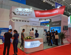 Judcare participated in the 21st National Hospital Construction Conference with the Portable Ward sRoom