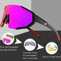 How to choose a cycling sunglasses
