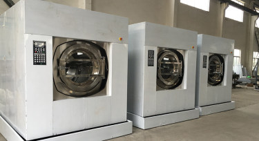 Application in industrial washing machine