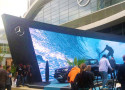 Gtek InnoPix Supports Mercedes in the 67th IAA International Motor Show