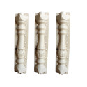 Concrete column plastic balustrade moulds