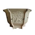Different design concrete flower pot molds