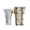 Hot selling decorative plastic corbel mould design