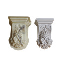 European style decorative ceiling beams plastic molding