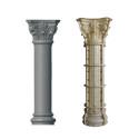 Concrete column moulds