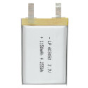 hot sell 603450 1150mah 3.7v lipo battery lithium polymer battery rechargeable battery