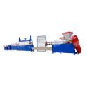 YZJ Reinforced Semi Automatic PP Strap Making Machine