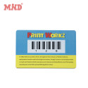 Custom plastic barcode cheap membership card
