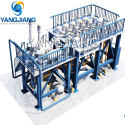 Solvent Distillation Plant with Stainless Steel Material