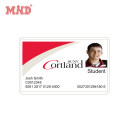 Plastic PVC School Student ID Cards Employee ID Card