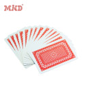 Customizable professional printable paper playing poker cards