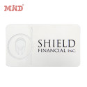Cut out craft stainless steel metal vip business card