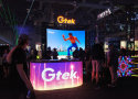 Gtek displayed creative LED products in LDI'S 30th anniversary