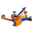 200 soft material plastic recycling granulating machine