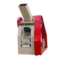 400 waste PP straps shredder with removing iron