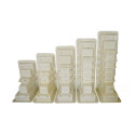 Plastic injection mold exotic corbels molds