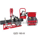QZD160-III/QZD250-III/QZD315-III/QZD355-III CNC Automatic butt fusion welding machines used in gas pipeline
